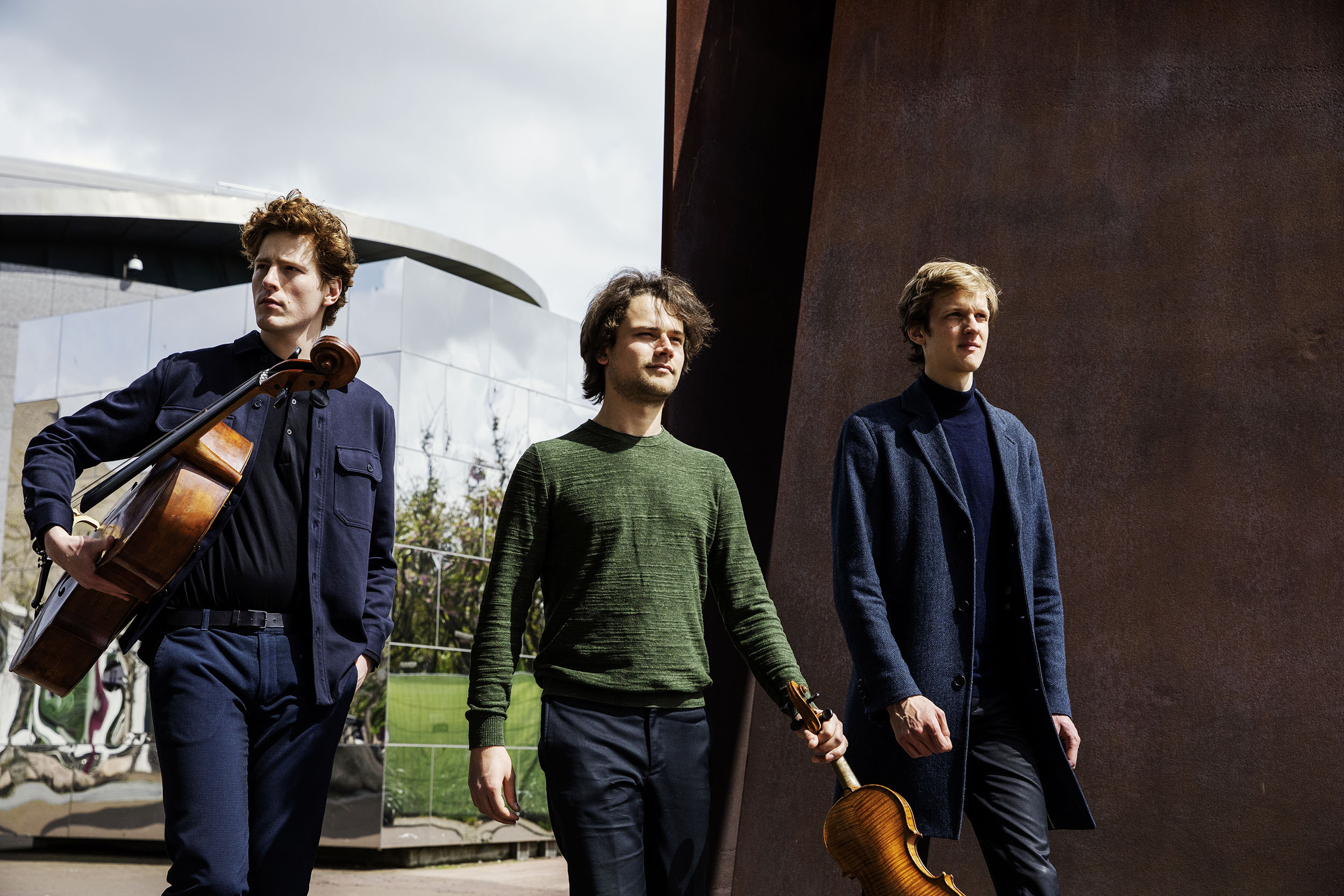 © | Brackman Trio | photo by Sarah Wijzenbeek